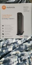 Motorola MG7310 Cable Modem Plus N300 Router  Xfinity Time Warner Cable Spectrum