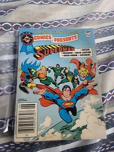 The Best Of DC #13 FN 6.0 Superman