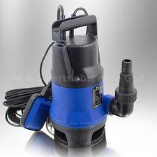 BITUXX® 400W Tauchpumpe für Garten Brunnen Zisterne Regentonne Schmutzwasser