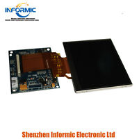 3.5-inch screen LCD module A grade video signal input 12V power supply