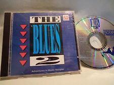 Blues 2 Sampler -Adventures in Music CD, Dr. John, Son House, Memphis Slim, 1992