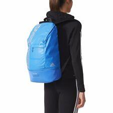 Nueva Mochila/Mochila Adidas Climacool Departamento/Zapato/Bolsa De Deporte/viajes/Azul