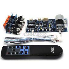 Audio Signal Infrared Volume Potentiometer f Power Amplifier DIY Remote Control