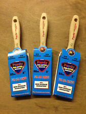 """3 x 2"""" Purdy Pro Extra Monarch Paint Brush Set Ideal for all Paints"""