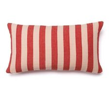 """Chaps Home Cape Cod Decorative Throw Pillow New Size: 12 x 22"""" Striped Rectangle"""