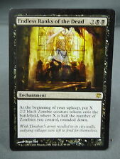 MTG Magic the Gathering Card X1: Endless Ranks of the Dead - Innistrad EX/NM
