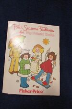 Vintage Four Seasons Fashions for My Friend Fisher-Price Dolls