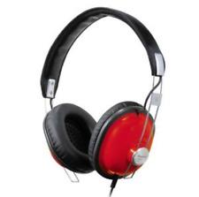 Casque Audio Panasonic Crème/ Vert Design Rétro