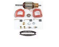 IH Farmall Super H, HV Tractor 6V Delco Generator 1100531 Complete Repair Kit