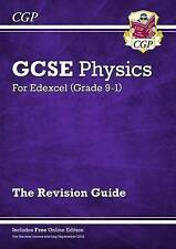 New Grade 9-1 GCSE Physics: Edexcel Revision Guide with Online Edition by CGP Bo