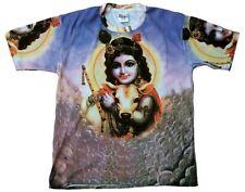 Lord Krishna Hindou Avatar Karma Tatouage Art T-SHIRT L/XL