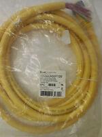 NEW WOODHEAD BRAD 105000A02F120 CORDSET