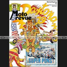 MOTO REVUE N°2405 VINCENT-HRD 1000 C RAPIDE ★ SPECIAL 200 MILES DAYTONA 1979 ★