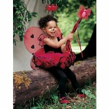 New Princess Paradise Ladybug Tutu Halloween Costume Xs (4) Child