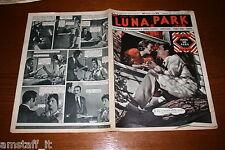 LUCI DEL LUNA PARK FOTOROMANZO=1949/38=COVER JANET GAYNOR=ROBERT YOUNG=
