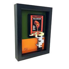 Atari 2600 Retro Video Game Cartridge Halloween Michael Myers 3D Pop Art Print