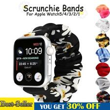 Soft Scrunchie Fashion Loop Band Strap For Apple Watch iWatch Series 5/4/3/2/1