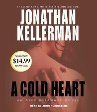 A Cold Heart by Jonathan Kellerman (2017, CD, Abridged)