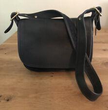 Coach Vintage Patricia Legacy Black Handbag #9951