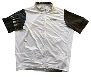 SPECIALIZED RBX JERSEY WITH SWAT MENS XXL USED SEE PHOTOS CYCLING