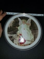 Collectible Guardian Angel Plates