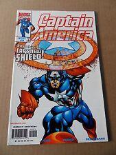 Captain America (vol3) 9 . New Shield - Marvel 1998 -   VF - minus