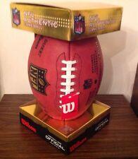 NFL  OFFICIAL FOOTBALL. THE. DUKE