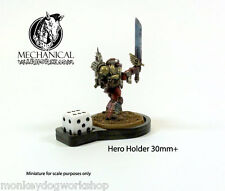 Hero Holders 30mm plus - 40k Dust tactics roleplaying games
