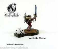 Hero Holders 30mm plus - 40k Dust tactics roleplaying games
