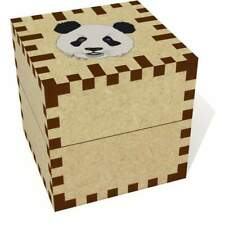 'Panda Face' Jewellery / Trinket Boxes (JB026257)