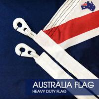 HEAVY DUTY Australian Flag Polyester Plastic Woven Brass Sister Clips1800x900