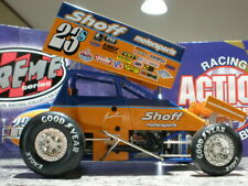 1998 FRANKIE KERR #23s SCHOFF MOTORSPORTS WORLD OF OUTLAWS 1/18 SPRINT CAR