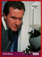THE AVENGERS - Card #79 - Patrick Macnee - SERIES ONE - Strictly Ink 2003