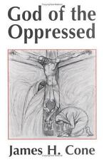 God of the Oppressed by James H. Cone Paperback Book (English)