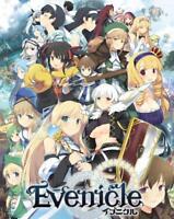 PC Windows Game EVENICLE Japan Bishoujo Eroge Anime Kawaii
