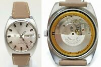 Orologio Ducado automatic watch day date clock caliber puw 1464 vintage montre