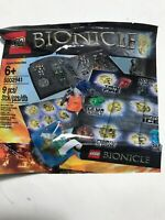 LEGO Bionicle (5002941) Hero Pack Exclusive Polybag NEW Retired Free Shipping
