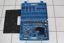 Werkzeugkoffer 94-tlg. Steckschlüssel Satz Nußkasten Ratschen Set Torx