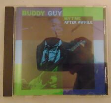 BUDDY GUY MY TIME AFTER AWHILE, A Man and the Blues, I'm Ready, Five Long Years