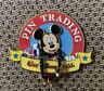 Disney World WDW 2006 Pin Trading Lanyard Dangle 3D Mickey Mouse