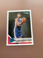 2019-20 Panini Donruss Basketball: Matisse Thybulle Rated Rookie 76ers