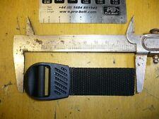 attache boucle sangle 10 cm accessoire reparation tapis bagster