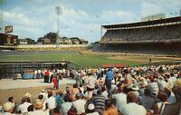Postcard Kansas City Municipal Stadium in Kansas City, Missouri~117849