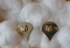 US Military Insignia Pins - Two US Army Lapel Pins
