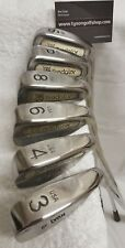 GENTS RIGHT HAND LYNX PREDATOR IRONS REFURBISHED