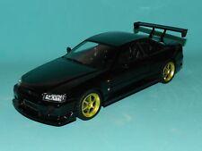 Greenlight Artisan 1/18 1999 Nissan Skyline GT-R R34MiB Black MiB
