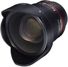 Samyang 8mm F3.5 UMC Fisheye CS II Lens for Sony and Mount