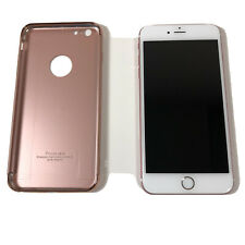 Apple iPhone 6s Plus - 128GB - Rose Gold (AT&T) A1634 (CDMA + GSM) + Access