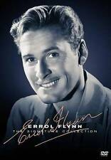 Errol Flynn The Signature Collection DVD 2005 6 Disc Set Westerns Classic Movies