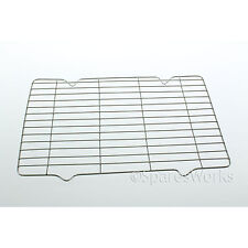 INDESIT Oven Cooker Grill Pan Tray Grid Rack Wire Mesh Shelf Food Support Stand